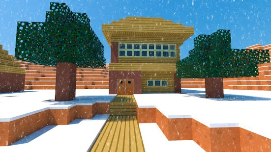 Winter Craft Exploration for pc
