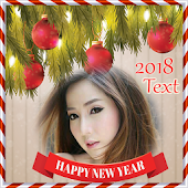App New Year Photo Frames 2018 APK for Kindle