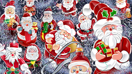 XMAS.Santa Claus.Painting - screenshot