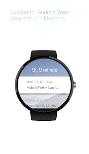 Cisco WebEx Meetings APK Descargar