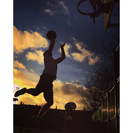 by Atina  Malnar  - Sports & Fitness Basketball ( basketball_shouts_, dublin )