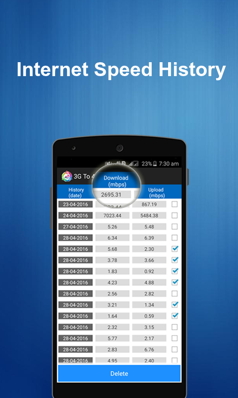 3G To 4G Converter PRO Screenshot 4