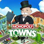MONOPOLY Towns Icon