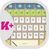App Professional Keyboard APK for Kindle