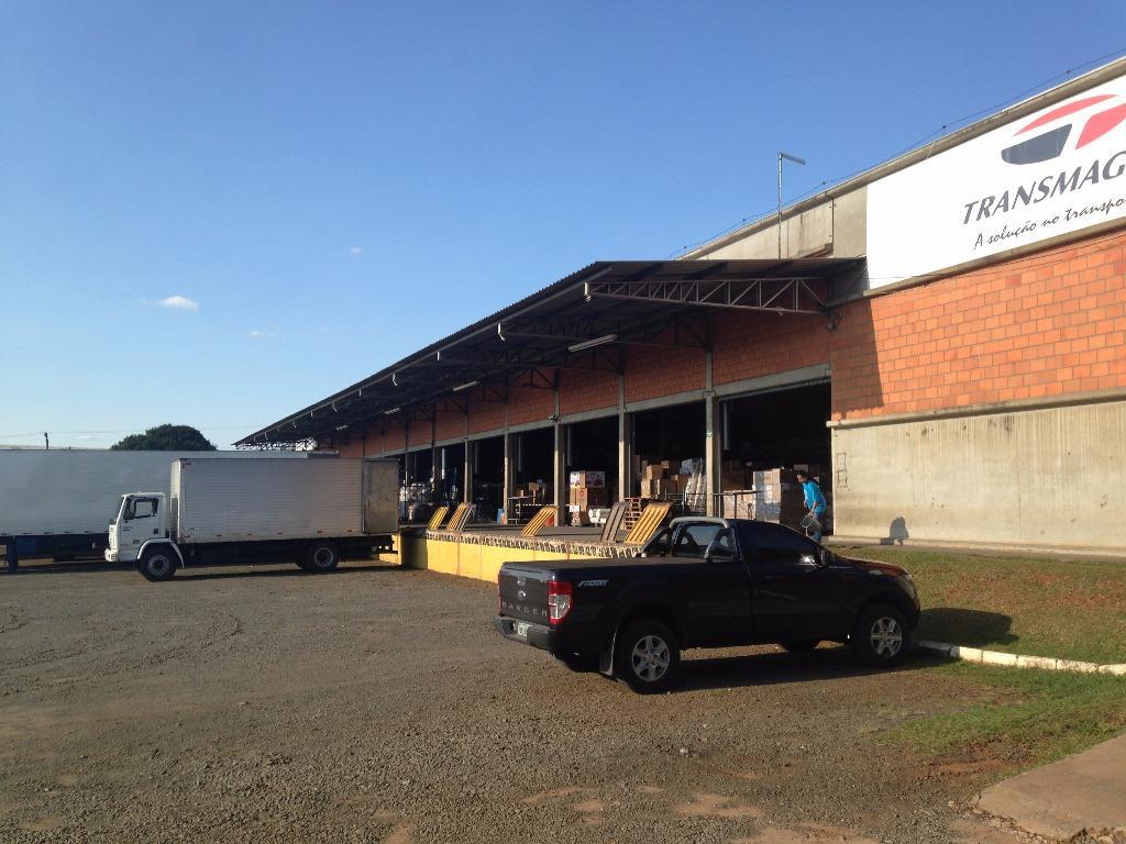 Galpão industrial para venda e locação, Parque Rural Fazenda Santa Cândida, Campinas.
