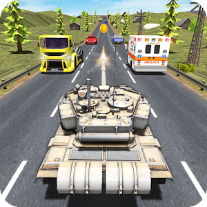 Download free Tank Traffic Racer 2 for PC on Windows and Mac
