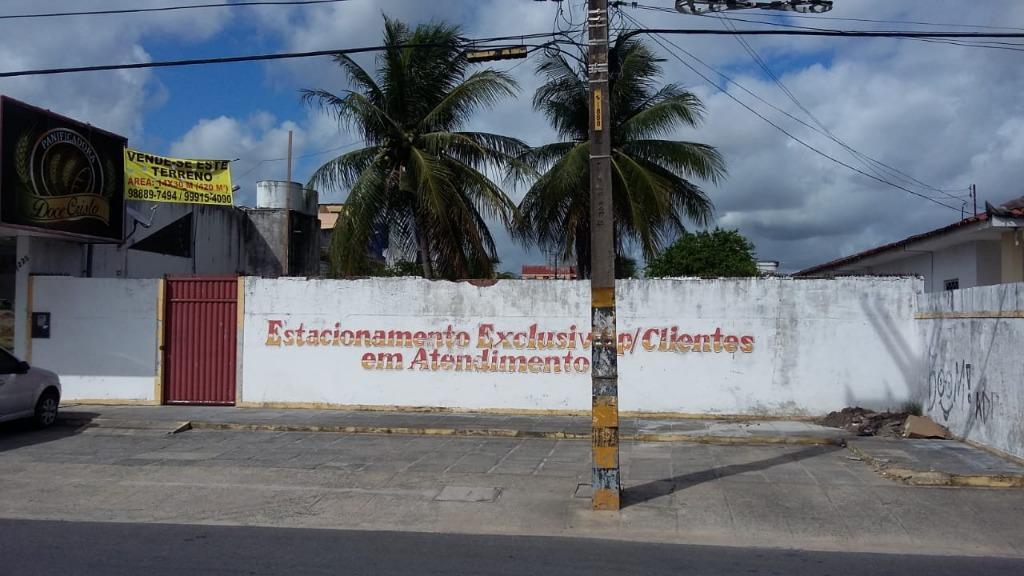 Terreno residencial à venda, Cristo Redentor, João Pessoa.
