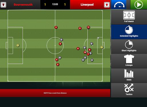 Soccer Manager 2016 - screenshot