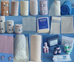 Medical Rubber High Plain Spandex Elastic Bandage