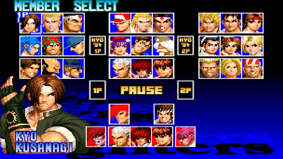 THE KING OF FIGHTERS '97 for pc