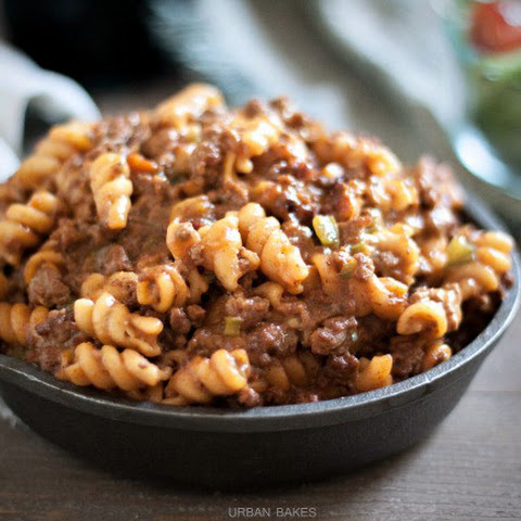 Hamburger Helper® Sloppy Joe