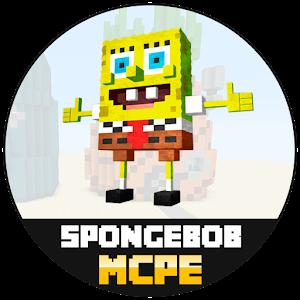 Spongebob Mod for Minecraft PE For PC (Windows & MAC)