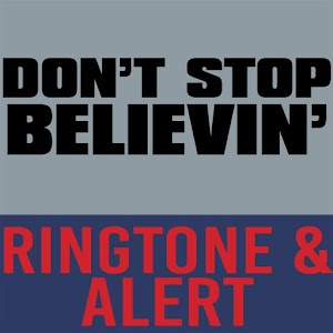 Cover art Dont Stop Believin Ringtone