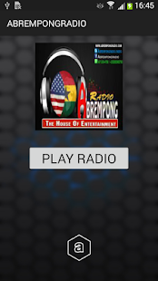 ABREMPONGRADIO - screenshot