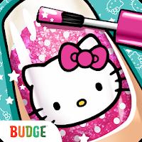 Hello Kitty Nail Salon on PC / Windows 7.8.10 & MAC
