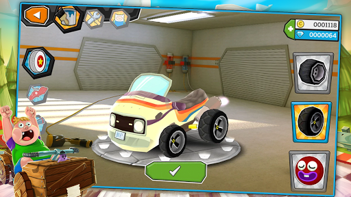 Formula Cartoon All Stars - screenshot