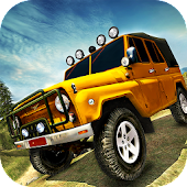 OffRoad 4x4 Jeep Hill Driving APK for Bluestacks