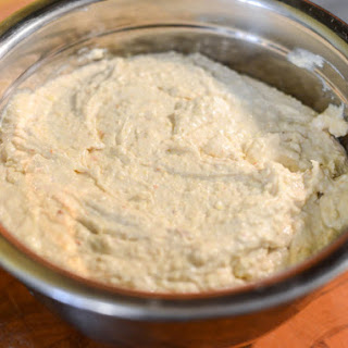 Basic Mexican Tamale Dough