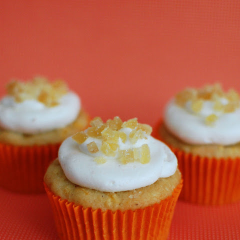 Spiced Butternut Squash Cupcakes