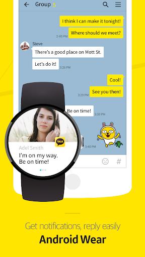 KakaoTalk: Free Calls & Text screenshot 6
