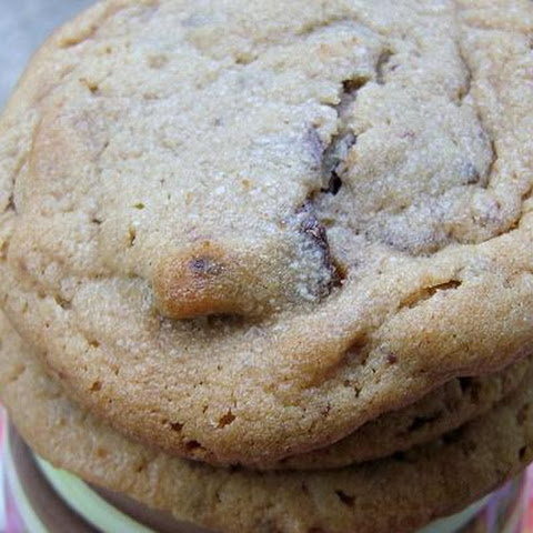 Curtis Stone Peanut Butter Chocolate Chunk Cookies