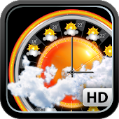eWeather HD with Weather Radar