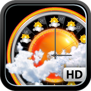 eWeather HD with Future Radar APK Cracked Download