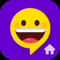 Quick SMS Launcher: Emoji Customize Chat pour PC (Windows / Mac)