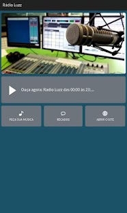 Rádio Luzz - screenshot