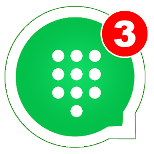 Open a whatsapp chat with any number. Text hack & trick to avoid saving contact APK Icon