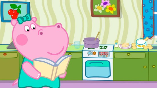 Game Baby Games for Girls: Cooking School apk for kindle fire