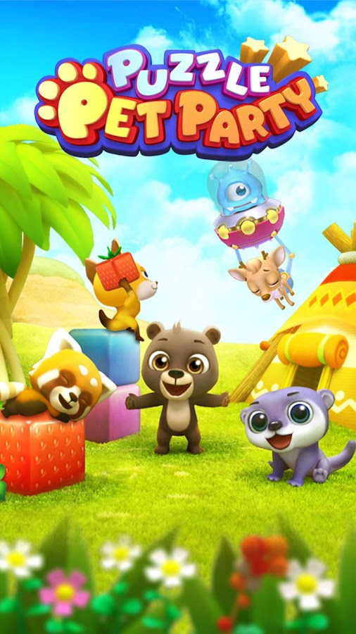 Puzzle Pet Party Screenshot 0