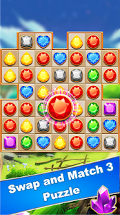 Bejeweled Blast Classic - screenshot