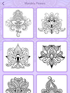 Mandala Coloring Book APK