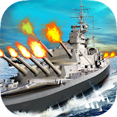 Download Android Game Sea Battleship Combat 3D for Samsung