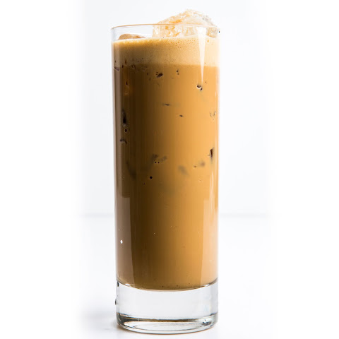 Iced Coffee Shakerato