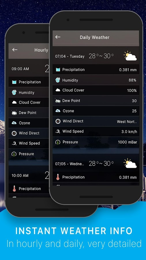 Weather Pro Screenshot 4