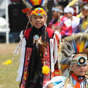 Lumberton Pow Wow 2011 by Linda Hodges - People Street & Candids