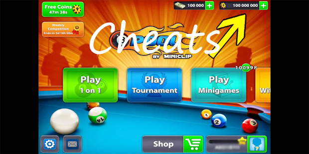 App Cheat for 8 Ball Pool Prank ! APK for Kindle