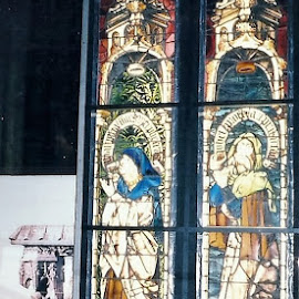 Stained Glass Windows Exhibit by Dennis Ng - Buildings & Architecture Other Interior