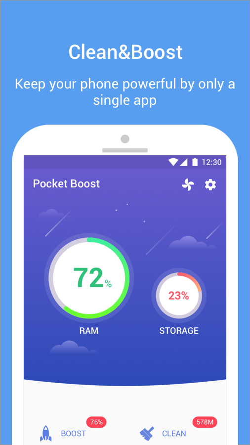 Pocket Boost Screenshot 0