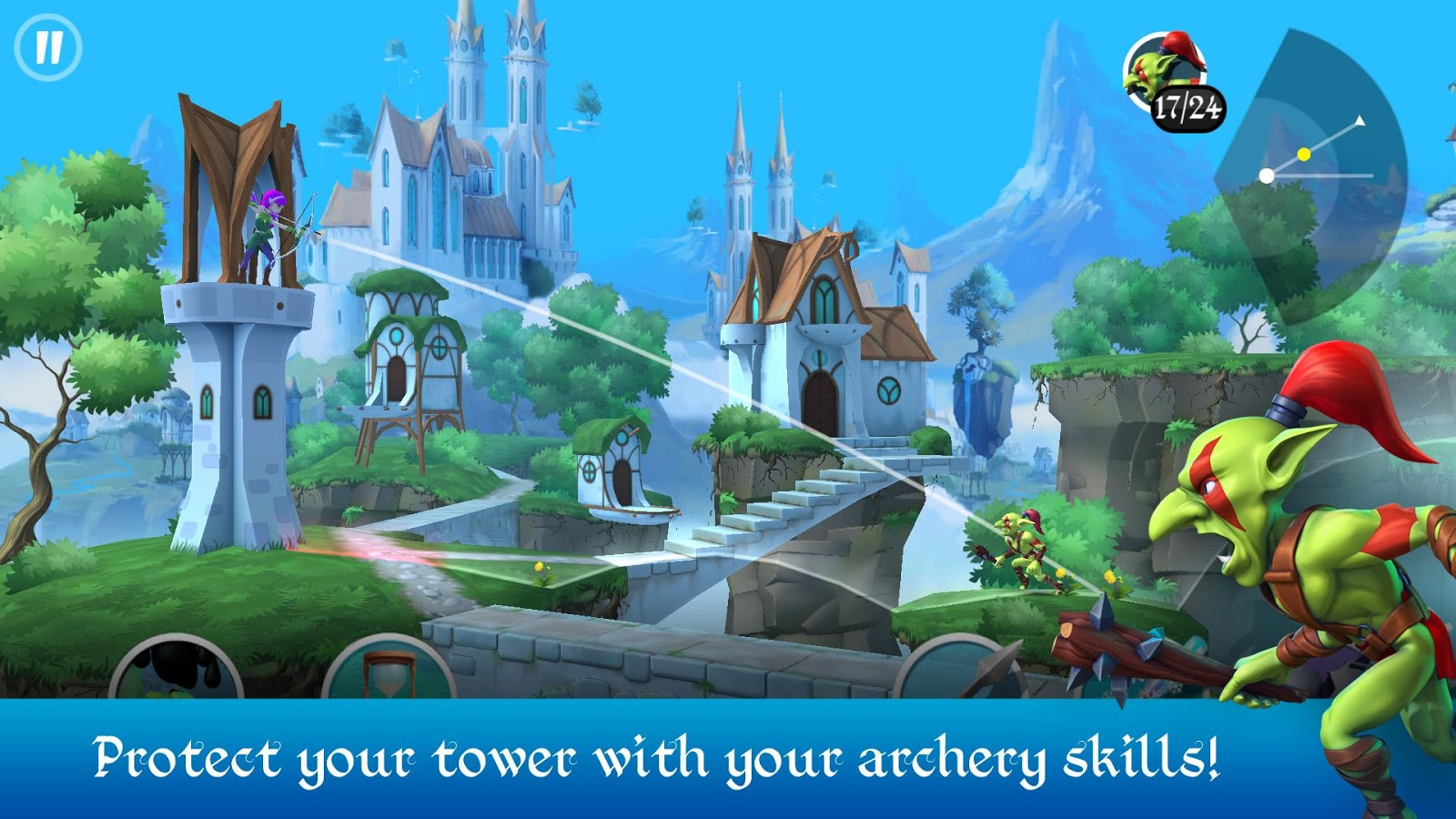 Tiny Archers Screenshot 1