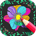 App Coloring Pages - Magic Garden APK for Kindle
