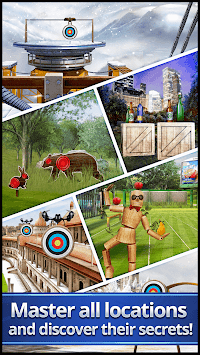 Archery King APK screenshot thumbnail 3