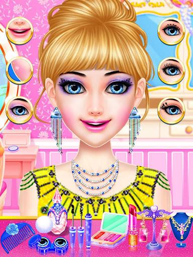 Beauty Girls Makeup and Spa Parlour screenshot 6
