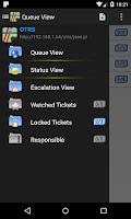 Screenshot of DS Helpdesk