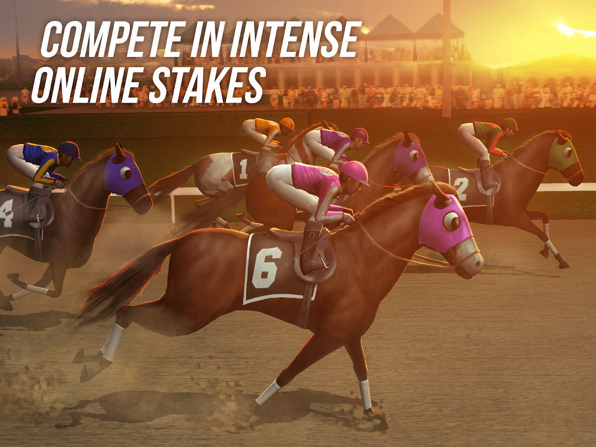 Photo Finish Horse Racing Screenshot 7