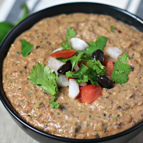 Black Bean Chipotle Dip