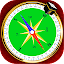 Qibla Compass Real