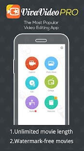 App VivaVideo Pro: HD Video Editor APK for Windows Phone